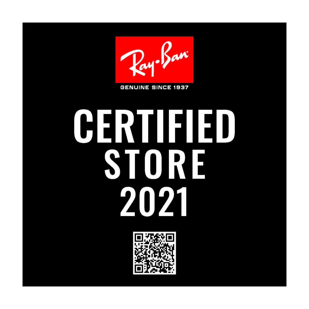 Ray Ban Certified Store 2021